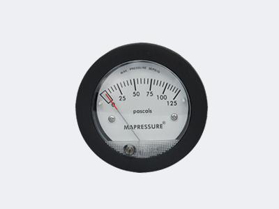 Series TE5000 Mini Differential Pressure Gauge