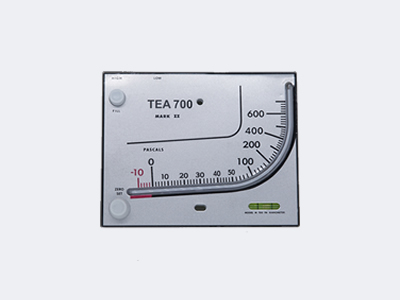 TEA700 Differential Pressure Manometer