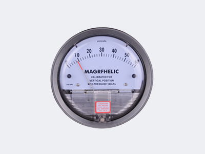Series TE2000 Magrfhelic® Differential Pressure Gauge